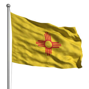 new-mexico-state-flag