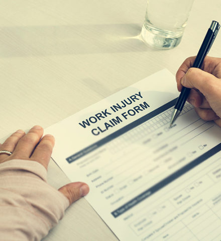 Workers compensation attorney Rod Dunn - work injury claim